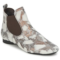 Παπούτσια Γυναίκα Μπότες Think ASSAM Beige