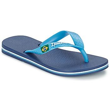Παπούτσια Αγόρι Σαγιονάρες Ipanema CLASSICA BRASIL II Μπλέ