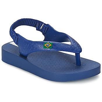 Παπούτσια Παιδί Σανδάλια / Πέδιλα Ipanema CLASSICA BRASIL BABY μπλέ