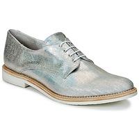 Παπούτσια Γυναίκα Derby Miista ZOE Argenté / Scintillant