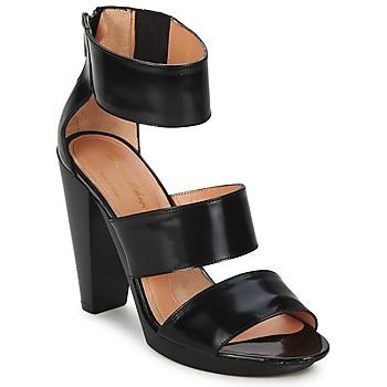 Παπούτσια Γυναίκα Σανδάλια / Πέδιλα Robert Clergerie XIMA Black