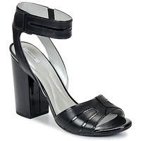 Παπούτσια Γυναίκα Σανδάλια / Πέδιλα Geox NOLINA Black