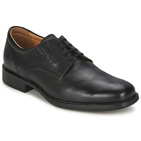 Παπούτσια Άνδρας Derby Geox FEDERICO Black
