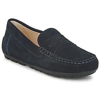 Παπούτσια Αγόρι Μοκασσίνια Geox FAST μπλέ