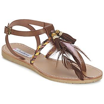 Παπούτσια Γυναίκα Σανδάλια / Πέδιλα Coolway MELROSE Brown