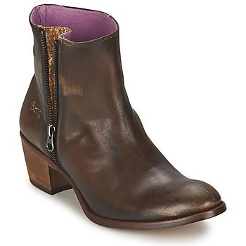 Παπούτσια Γυναίκα Μπότες BKR NELA SMOKY