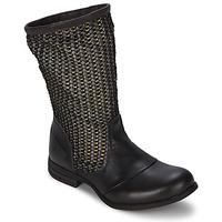 Παπούτσια Γυναίκα Μπότες για την πόλη Bunker SARA SOL Brown