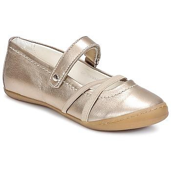 Παπούτσια Κορίτσι Μπαλαρίνες Primigi LISBONA 1-E BRONZE