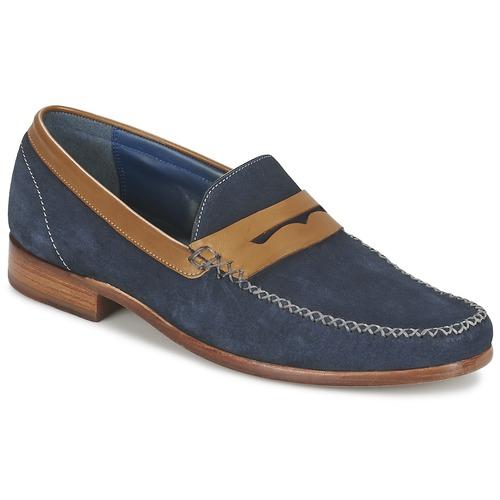 Παπούτσια Άνδρας Μοκασσίνια Barker WILLIAM MARINE