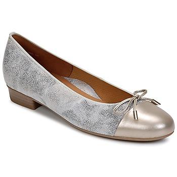 Παπούτσια Γυναίκα Μπαλαρίνες Ara ELIALE Grey / Gold