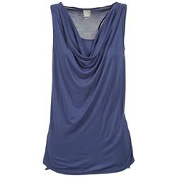 Υφασμάτινα Γυναίκα Αμάνικα / T-shirts χωρίς μανίκια Bench DUPLE μπλέ