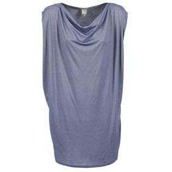 Υφασμάτινα Γυναίκα Κοντά Φορέματα Bench TRUISM Μπλέ