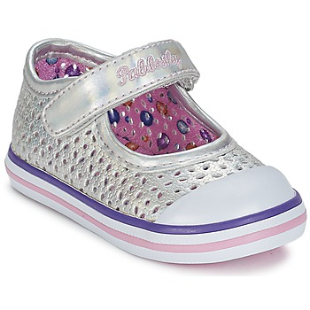 Παπούτσια Κορίτσι Μπαλαρίνες Pablosky JILENA Argenté / Ροζ