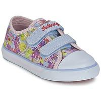 Παπούτσια Κορίτσι Χαμηλά Sneakers Pablosky MIDILE Multicolore