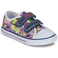 Παπούτσια Κορίτσι Χαμηλά Sneakers Pablosky EJADINE μπλέ
