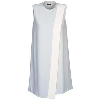 Υφασμάτινα Γυναίκα Κοντά Φορέματα Joseph SOL Grey / άσπρο