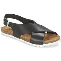 Παπούτσια Γυναίκα Σανδάλια / Πέδιλα Dixie OLBIA Black