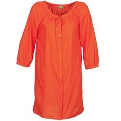 Υφασμάτινα Γυναίκα Κοντά Φορέματα Bensimon FOURTY Orange