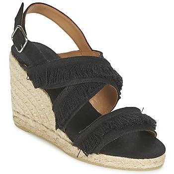 Παπούτσια Γυναίκα Σανδάλια / Πέδιλα Castaner BEGGA Black