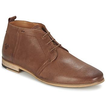 Παπούτσια Άνδρας Μπότες Kost ZEPI 47 COGNAC