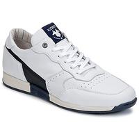 Παπούτσια Άνδρας Χαμηλά Sneakers Kost HOOPER Άσπρο / Marine