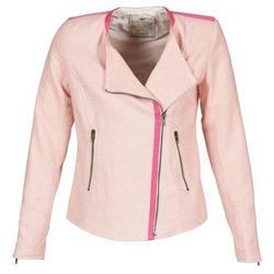 Υφασμάτινα Γυναίκα Σακάκι / Blazers Chipie BRENES ροζ