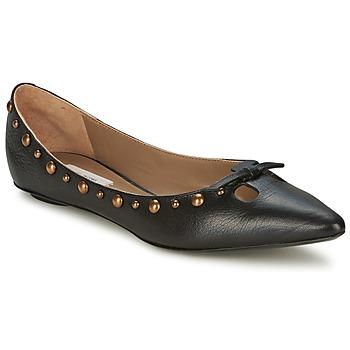 Παπούτσια Γυναίκα Μπαλαρίνες Marc Jacobs Capra Black