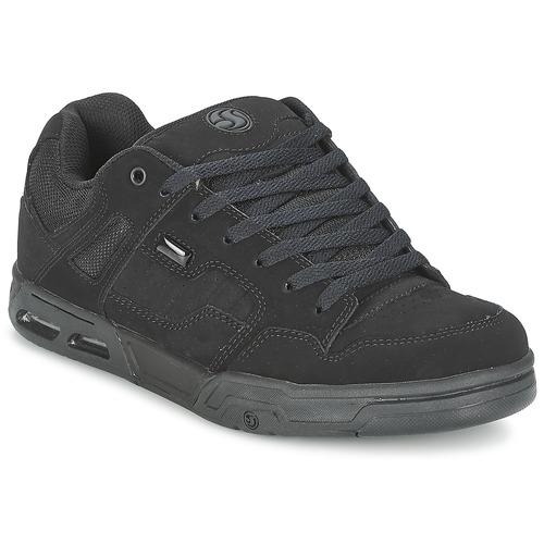 Παπούτσια Άνδρας Χαμηλά Sneakers DVS ENDURO HEIR Black