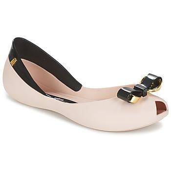 Παπούτσια Γυναίκα Μπαλαρίνες Melissa QUEEN IV ροζ / Black