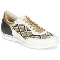 Παπούτσια Γυναίκα Χαμηλά Sneakers Mjus FORCE Black / Άσπρο / Dore