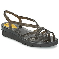 Παπούτσια Γυναίκα Σανδάλια / Πέδιλα Lemon Jelly MIAKI Black