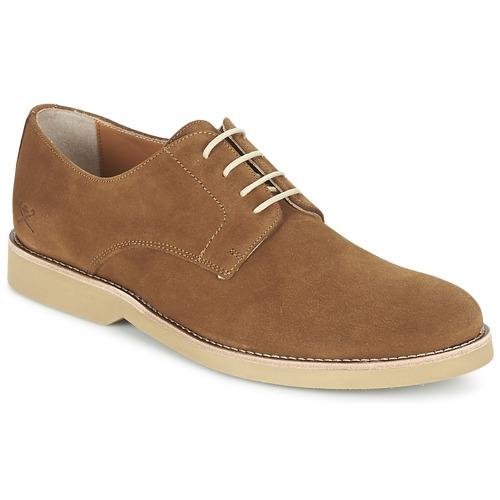 Παπούτσια Άνδρας Derby Hackett PATERSON Brown