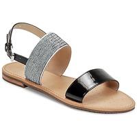 Παπούτσια Γυναίκα Σανδάλια / Πέδιλα Geox SOZY A Black