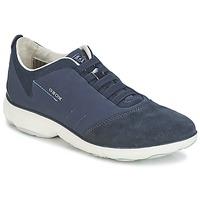 Παπούτσια Γυναίκα Χαμηλά Sneakers Geox NEBULA C Marine