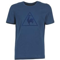 Υφασμάτινα Άνδρας T-shirt με κοντά μανίκια Le Coq Sportif ABRITO T MARINE