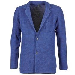 Υφασμάτινα Άνδρας Σακάκι / Blazers Benetton BLIZINE MARINE
