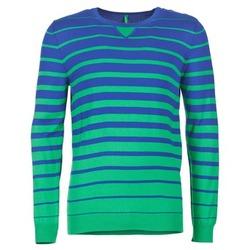 Υφασμάτινα Άνδρας Πουλόβερ Benetton FODIME MARINE / Green