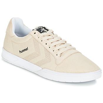 Παπούτσια Χαμηλά Sneakers Hummel HML STADIL CANVAS LO Κρεμ