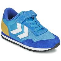 Παπούτσια Παιδί Χαμηλά Sneakers Hummel REFLEX JR μπλέ