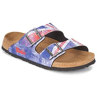 Παπούτσια Άνδρας Τσόκαρα Birki's SANTIAGO Flag / Union / Jack
