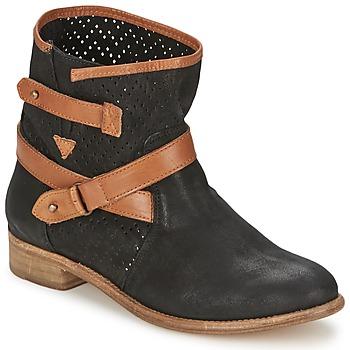 Παπούτσια Γυναίκα Μπότες Koah FRIDA Black
