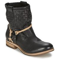 Παπούτσια Γυναίκα Μπότες Koah DANIA Black