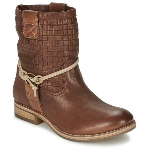 Παπούτσια Γυναίκα Μπότες Koah DANIA Brown