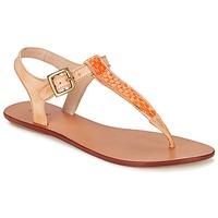 Παπούτσια Γυναίκα Σανδάλια / Πέδιλα Koah MARTINAH Nude / Orange