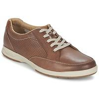 Παπούτσια Άνδρας Χαμηλά Sneakers Clarks STAFFORD PARK5 Brown
