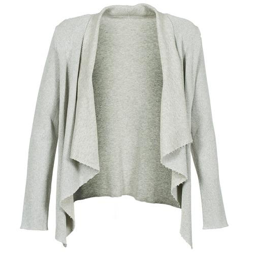 Υφασμάτινα Γυναίκα Μπουφάν / Ζακέτες Majestic 4003 Grey