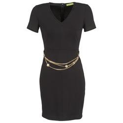 Υφασμάτινα Γυναίκα Κοντά Φορέματα Versace Jeans NDM911 EASY Black
