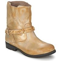 Παπούτσια Γυναίκα Μπότες Moschino Cheap & CHIC CA21013 Gold