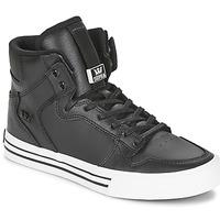 Παπούτσια Ψηλά Sneakers Supra VAIDER CLASSIC Black / Άσπρο