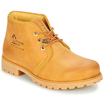 Παπούτσια Άνδρας Μπότες Panama Jack BOTA PANAMA Blé